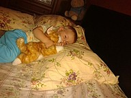 спать только с любимым котиком ))))))))