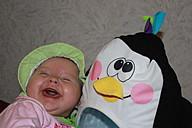 Полина и пингвин