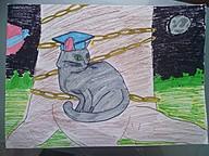 Самый мудрый ученый кот