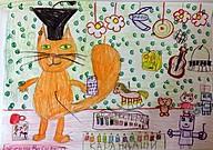 Ученый Кот в магазине