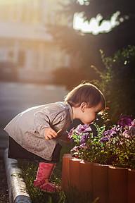 Даша и ароматы клубных цветов