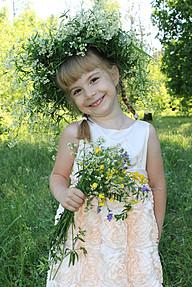 Всегда улыбающий цветок по имени Катюша!