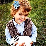 Любимый маленький крольчонок:)