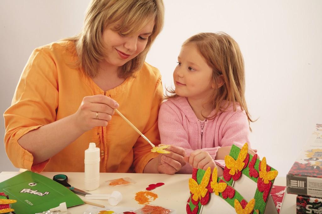 Польза поделок для детей