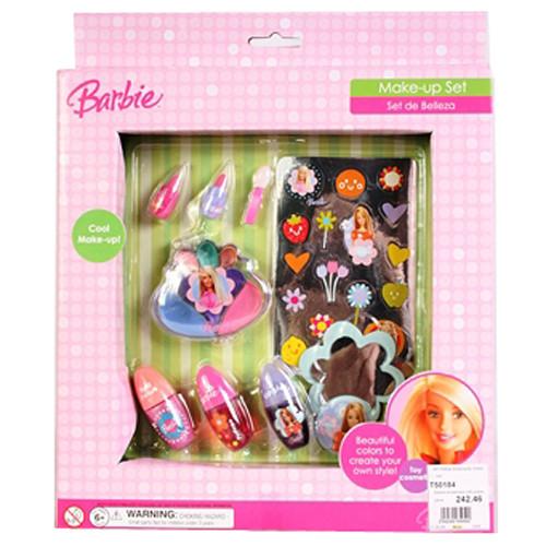 Barbie косметика набор для макияжа