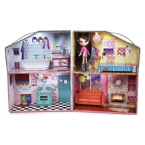 Дом для кукол братц видео