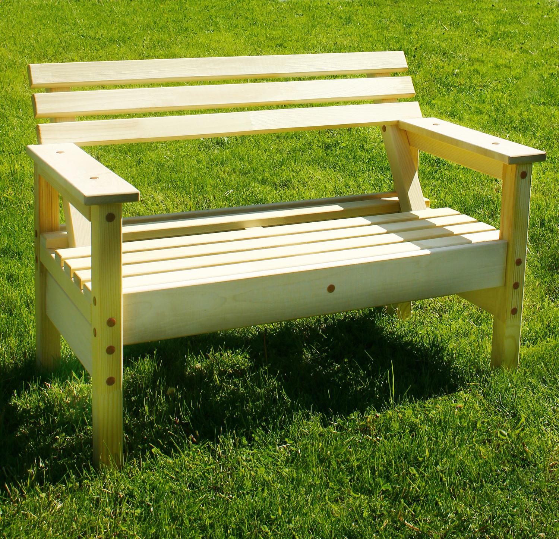 Скамейка для детского сада своими руками фото