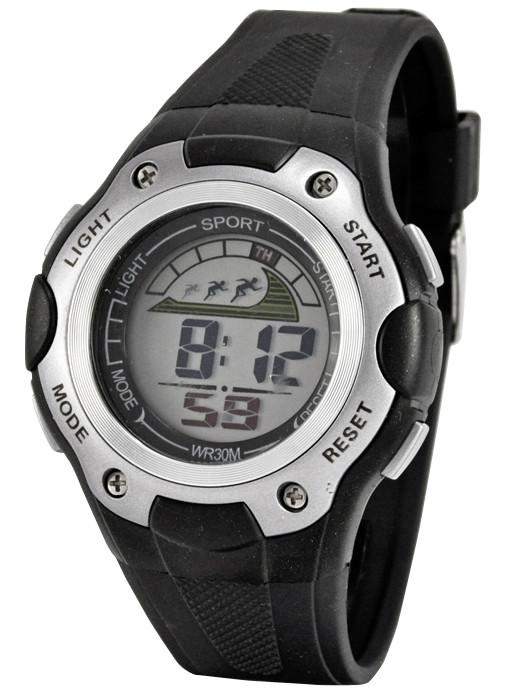 01a095ceb66d Детские наручные часы Тик-Так H433, серые (Стильные часы для ...
