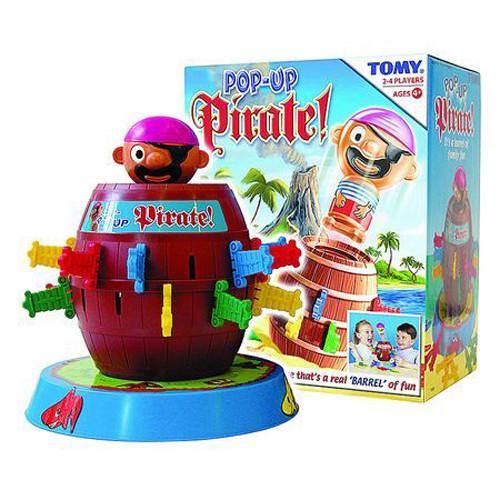 7028 TOMY Игра ''''Пират''''. Веселая игра для детей от 4-х лет. Кол