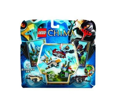 "����������� Lego legends of Chima ""�������� � ����"""