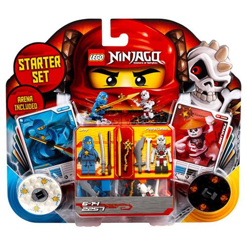 Лего ниндзяго кружитцу лего 2257