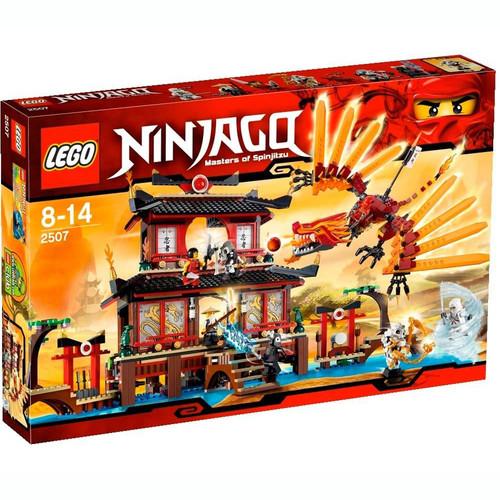 Игры Лего Ниндзя Го бесплатно онлайн на GamezGid ru