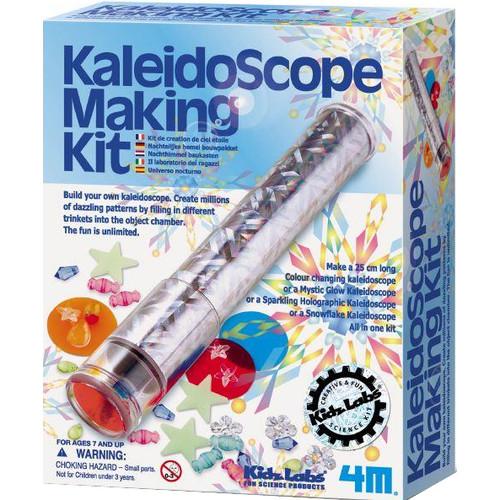 Набор для творчества калейдоскоп своими руками