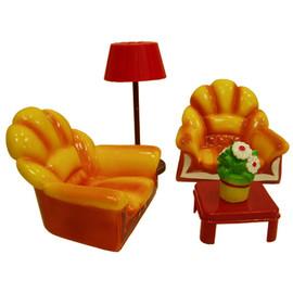 Набор мебели Уют 2 - Цветы&quot