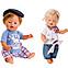 ...уроки, схемы, выкройки кукол, на выкройки одежды для куклы Беби Бон (и других кукол-малышей) и вязанную одежду. .
